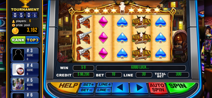 Effective tips for slot machines every newbie should try