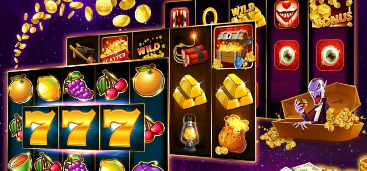 Top reasons why you should play slots in the internet