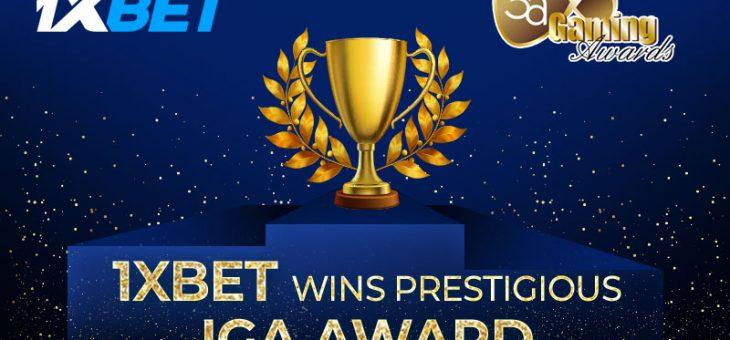 Prestigious Casino Awards That Recognize Significant Contributions